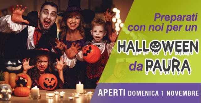 Halloween 2020 - Centro Commerciale Europa