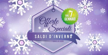 SALDI INVERNALI 2021 - Centro Commerciale Europa Palazzolo