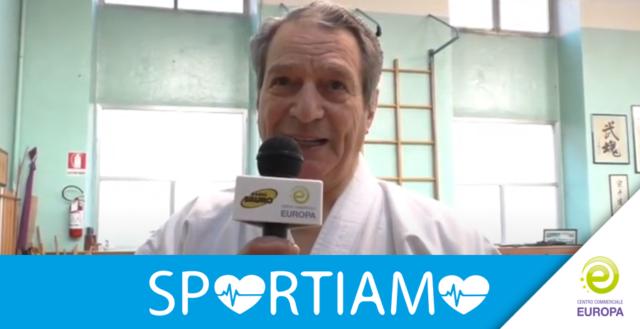 SPORTIAMO - Sergio Morstabilini - l'Associazione Internazionale Jitakyoei Budo
