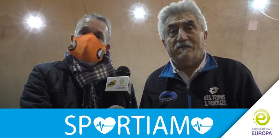 Europa-SPORTIAMO INTERVISTA 13 Ass Tennis San Pancrazio