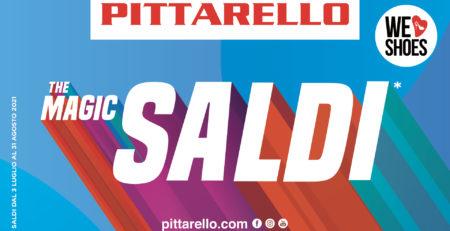 PITTARELLO SALDI ESTIVI 2021